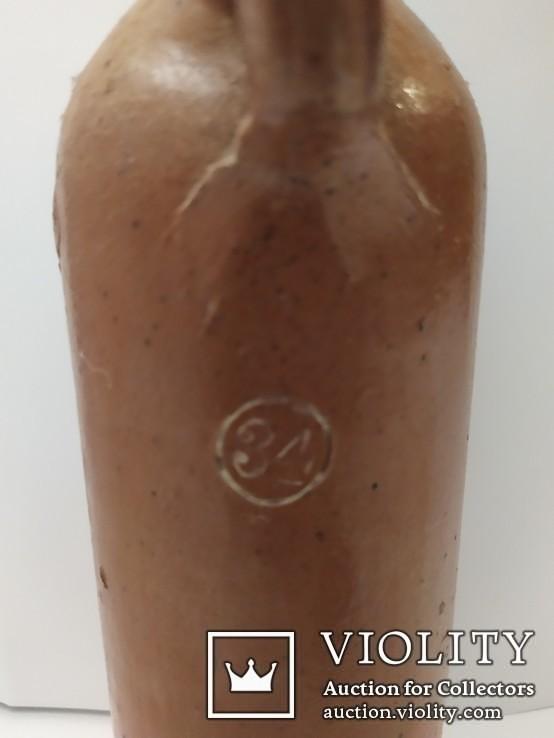 Керамическая бутылка 0.5л Selters Nassau №34, фото №9
