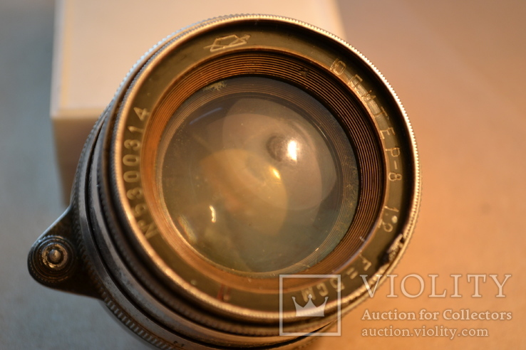 Объектив Юпитер - 8., фото №4