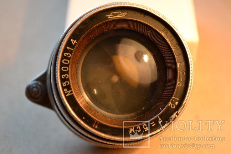Объектив Юпитер - 8., фото №5