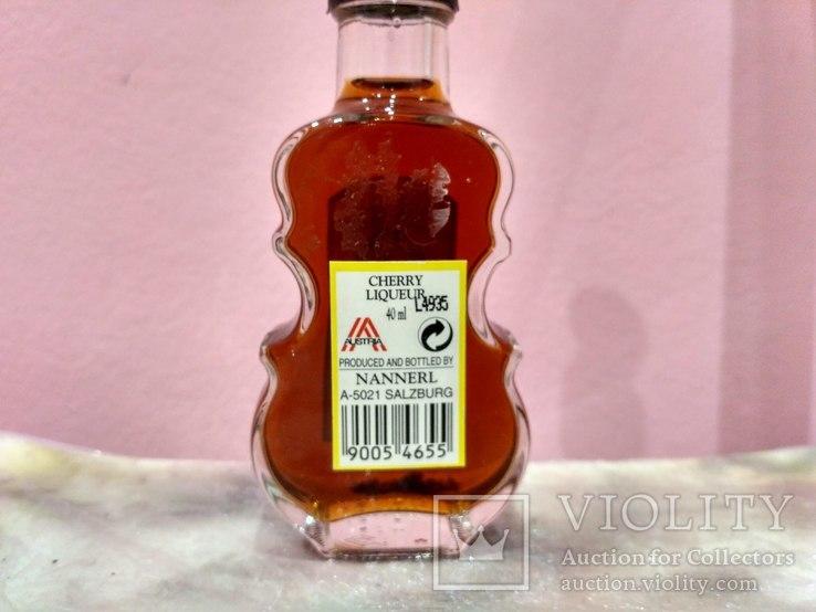 Коллекционная мини бутылочка NANNERL, фото №5