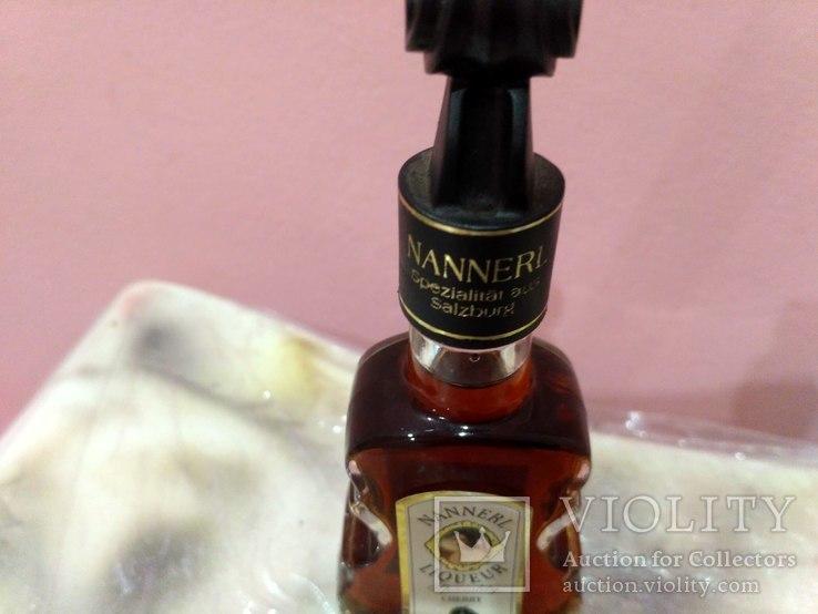 Коллекционная мини бутылочка NANNERL, фото №6