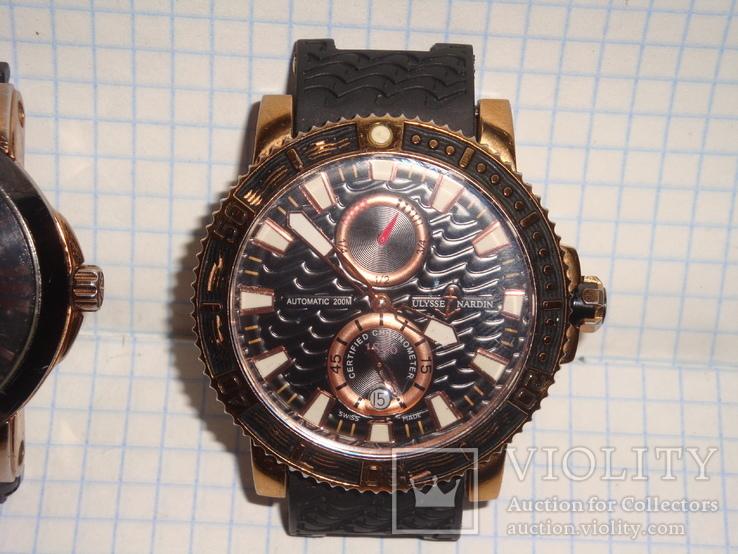 Часы Ulysse Nardin, 2 шт., на восстановление, фото №7