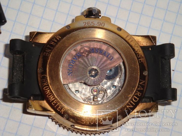 Часы Ulysse Nardin, 2 шт., на восстановление, фото №13