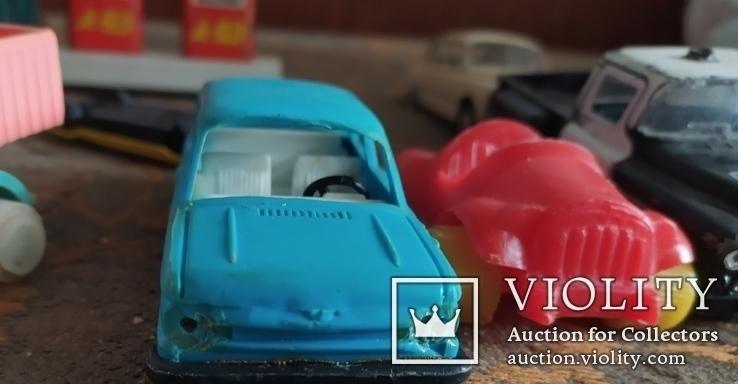 Машинки времён ссср, фото №5