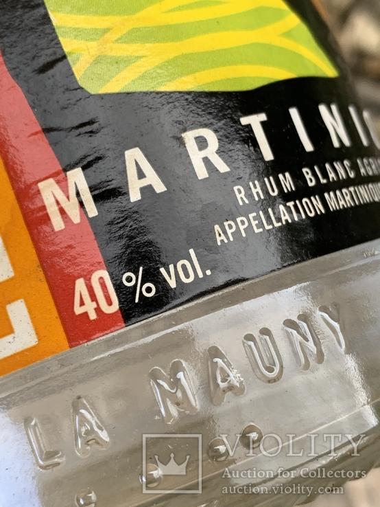 Rum Martinique 1990s, фото №4