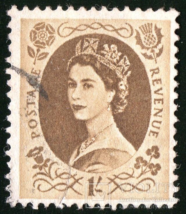 Великобритания -  Queen Elizabeth II, фото №2