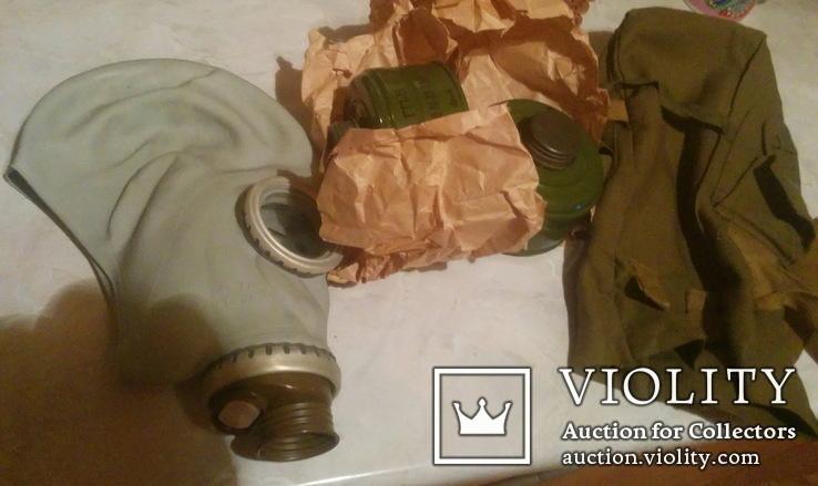 Противогаз ГП-5 в сумке, фото №2