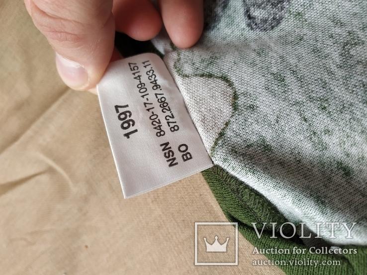 Лот 4 Новая футболка армии Бельгии, пр.р.XL 8595-9505, фото №3