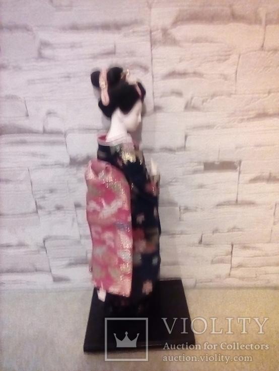 Интерьерная кукла Гейша( Япония), фото №3