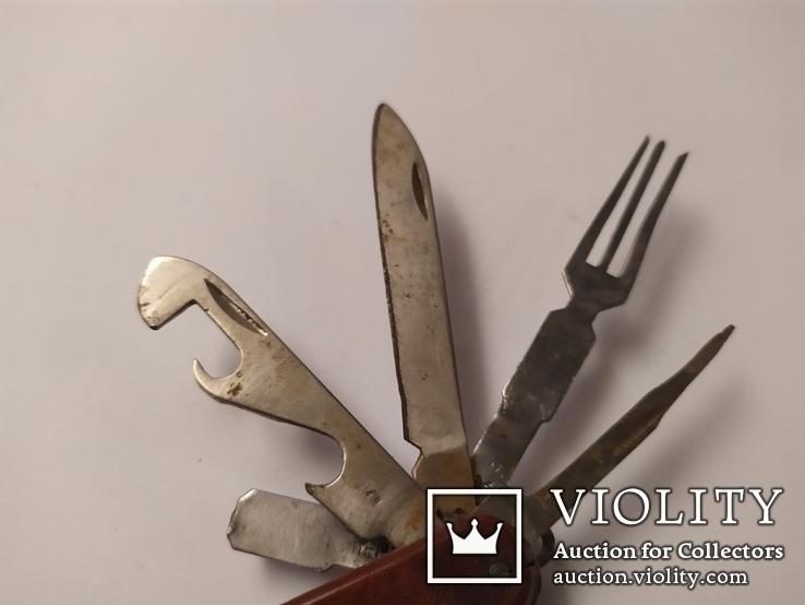 Складной нож №3, фото №5