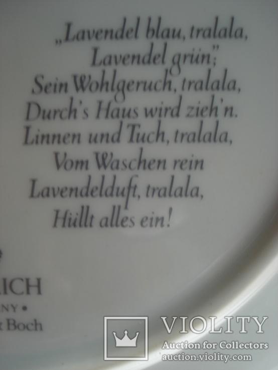 """Коллекционная тарелка """"Феи цветов и полей"""" Сесиль Мэри Баркер., фото №12"""