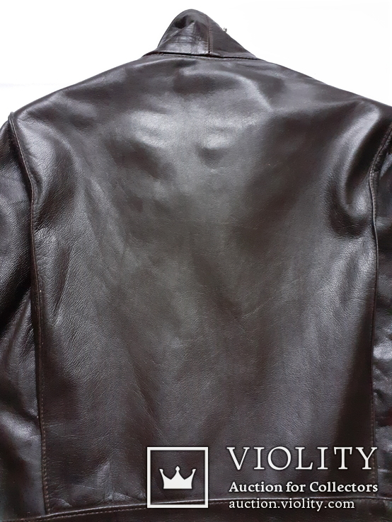 Лётная куртка шевретка ВВС СССР.Комплект.1985г., фото №8