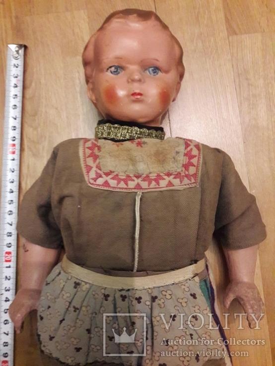 Старинная механическая кукла, фото №3