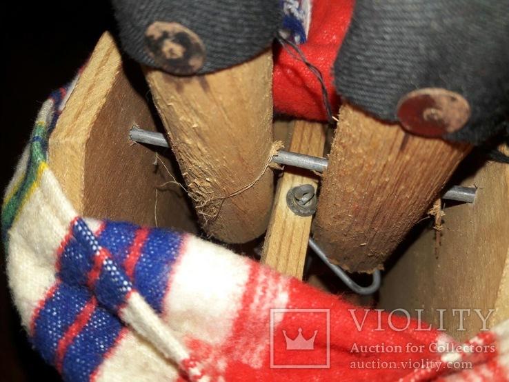 Старинная механическая кукла, фото №11
