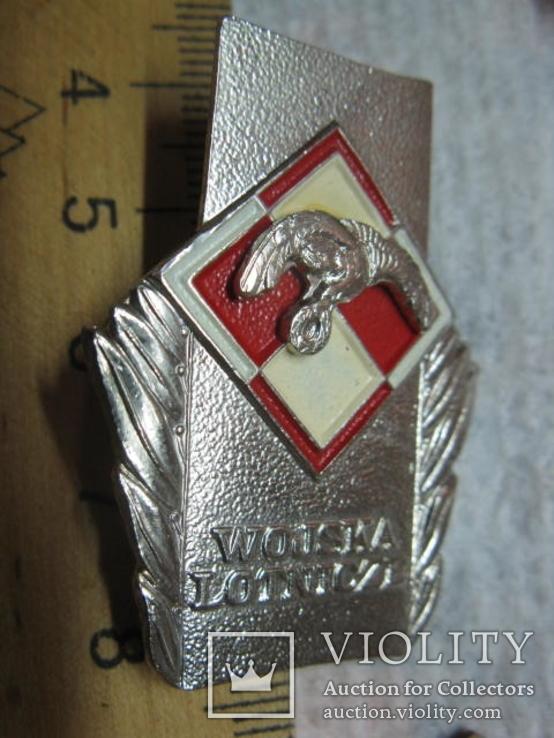 Знак ВВС Польша, фото №6