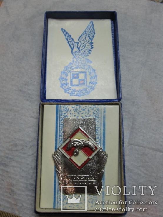 Знак ВВС Польша, фото №10