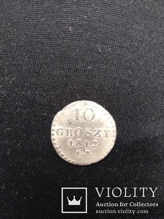 10 грош 1812, фото №3