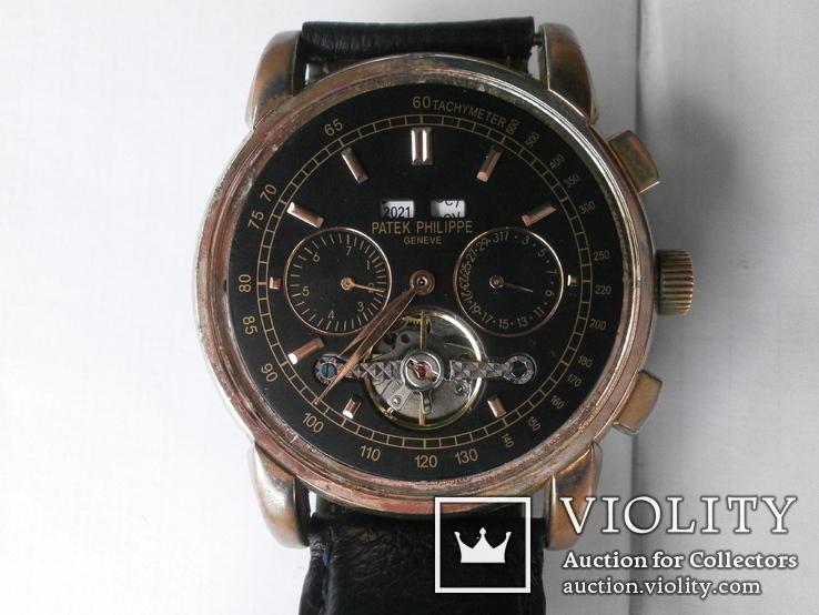Мужские часы Patek Philippe КОПИЯ, фото №2