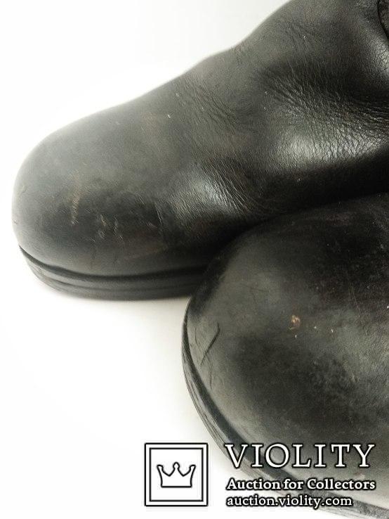 Сапоги хромовые  ссср, фото №7