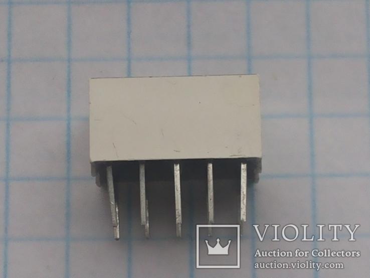 Индикатор 7-сегментный LTS 4801G зеленый 15 шт, фото №7
