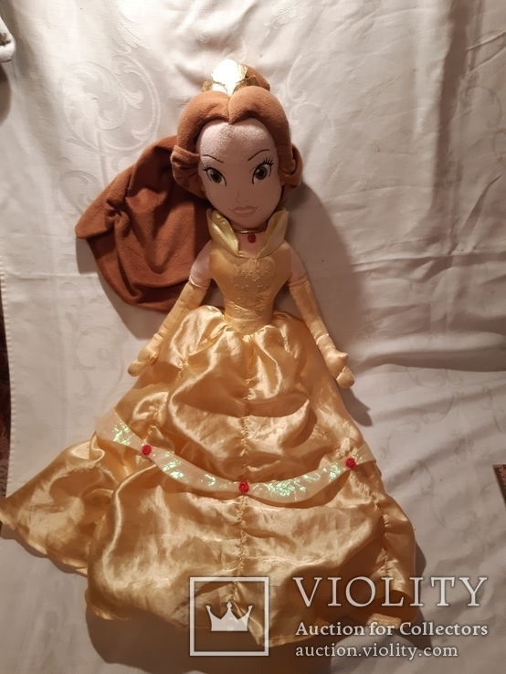 Принцесса Рапунцель  54 см, фото №3