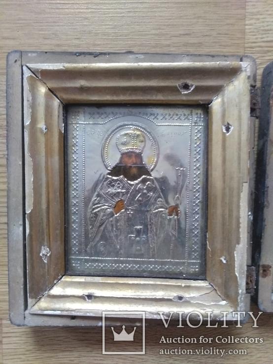 Икона в киоте., фото №2