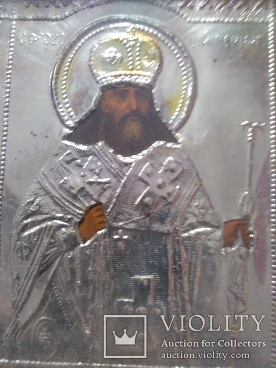 Икона в киоте., фото №4