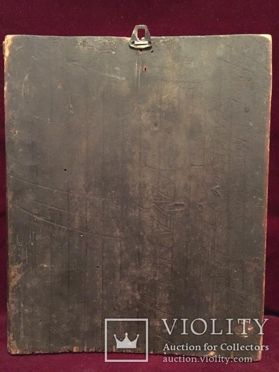 Икона Богородицы Золото, резьба, фото №11
