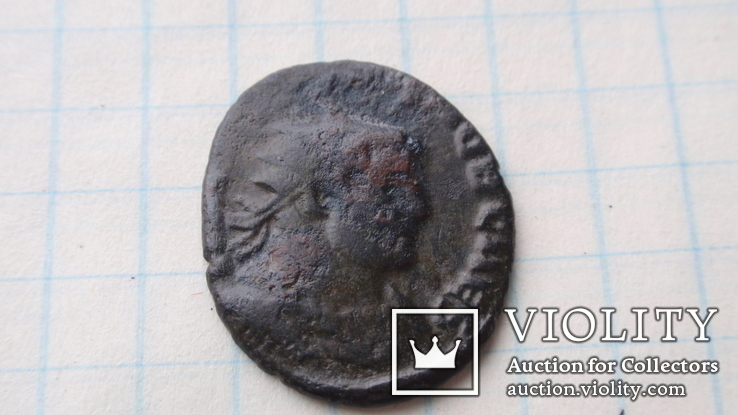 Антониниан периода тетрархии, фото №2