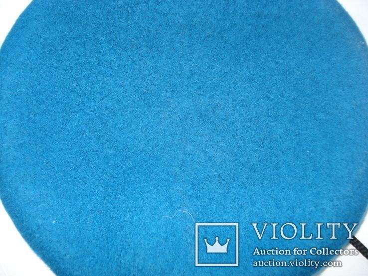 Берет ВДВ катаный(размер 57), фото №3