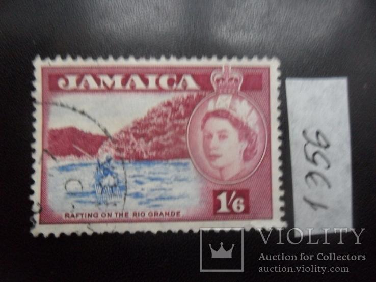 Британские колонии. Ямайка. 1956 г. Виды