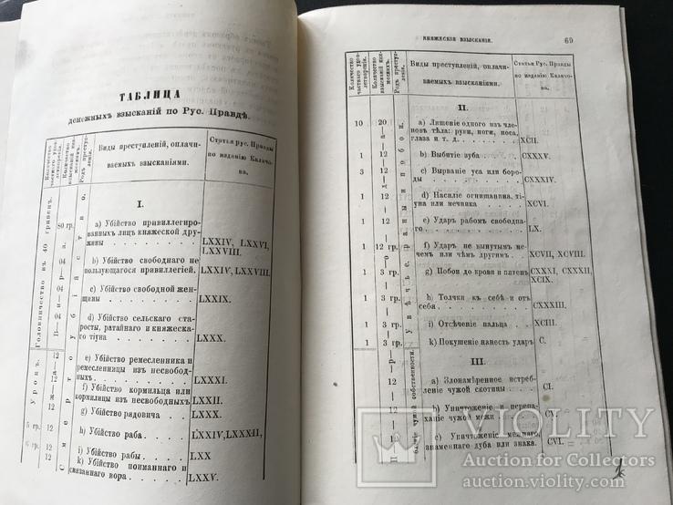 1873 Юридический вестник. Одесса. Куяльник Хаджибей, фото №7