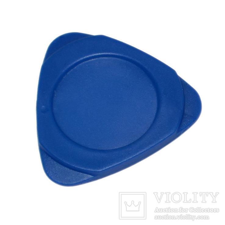 Плектр Пластиковый съемник медиатор для вскрытия и разборки корпусов большой 30мм