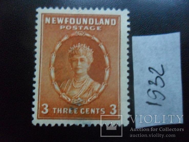 Британские колонии. Ньюфаундленд. 1932 г., фото №2