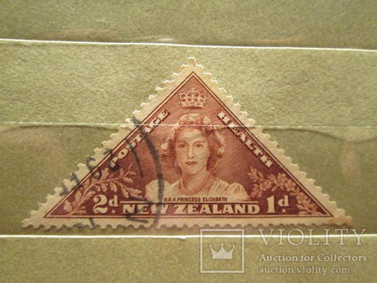 Новая Зеландия 1943 гаш