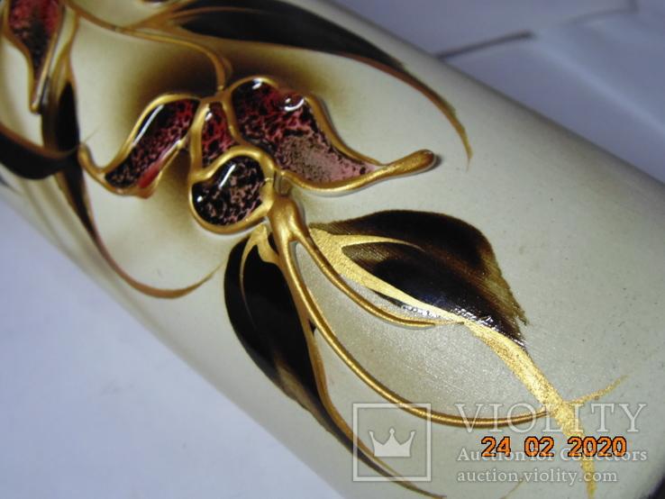 Шикарная Ваза - амфора. 40 см., фото №6