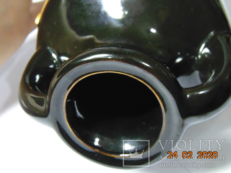 Шикарная Ваза - амфора. 40 см., фото №11