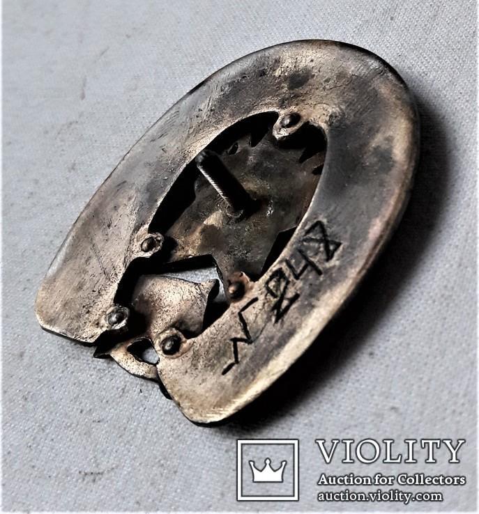 Знак За Отличную Рубку, для кавалерии и конной артиллерии, копия, №248, фото №6