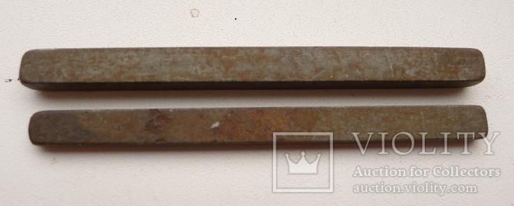 Алмазные бруски СССР для правки ножей 20/14 и 63/50. №2 ., фото №6