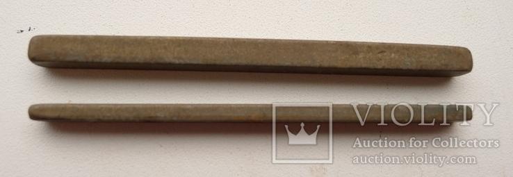 Алмазные бруски СССР для правки ножей 20/14 и 63/50. №2 ., фото №7