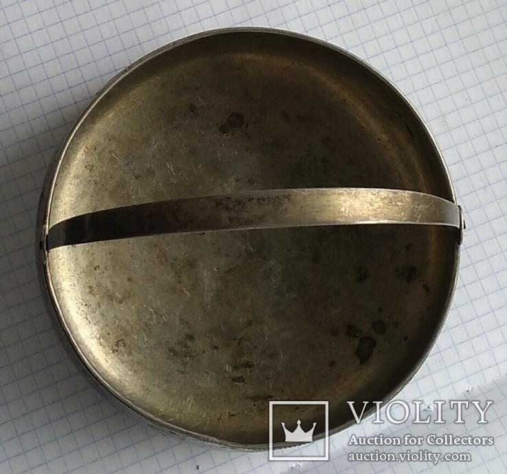 Конфетница №2 периода Царской России. Серебро 84 пробы., фото №10