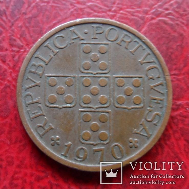 50  центавос 1970  Португалия    ($7.1.43)~, фото №3