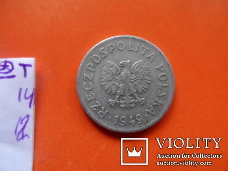 50 грош  1949 Польша    (Т.14.12)~, фото №4