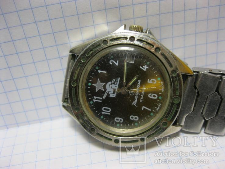 Часы похожие на Командирские, фото №3