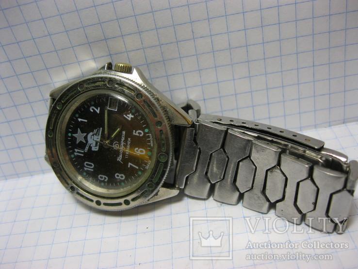 Часы похожие на Командирские, фото №4