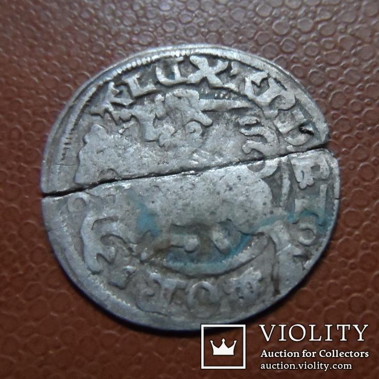 Полугрош серебро (М.3.45), фото №2