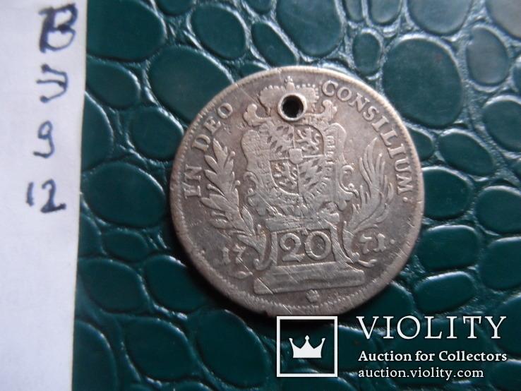 20  крейцеров 1771 серебро     (Э.9.12)~, фото №5
