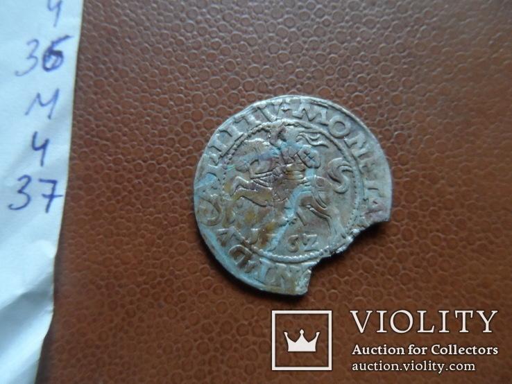 Полугрош  1562   серебро   (М.4.37), фото №6