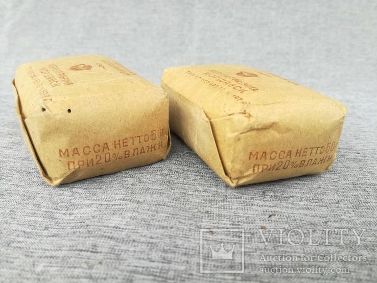 Курительная крупка табак махорка 1978 год СССР, фото №5