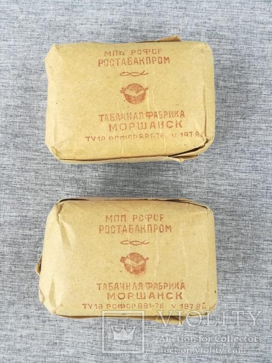Курительная крупка табак махорка 1978 год СССР, фото №7